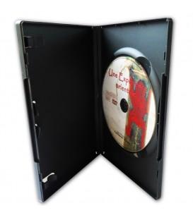 gravure DVD boitier Amaray noir