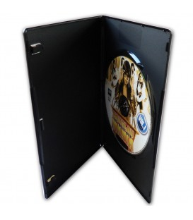 duplication dvd slimbox noir interieur