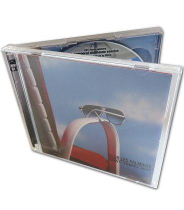 Duplication Boitier double CD