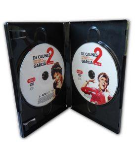 Duplication Boitier double DVD