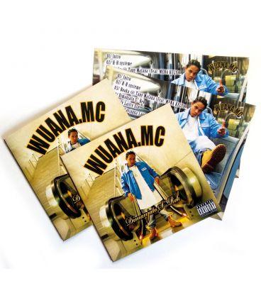 livret et jaquette format CD
