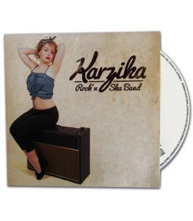 Pochette carton avec CD impression thermique couleur