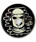 Duplication CD en noir et blanc