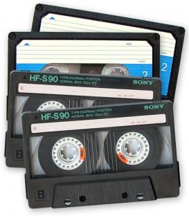 Numérisation de cassette audio