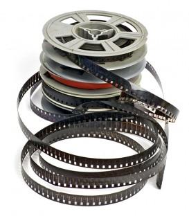 Numérisation de Super 8 sur DVD