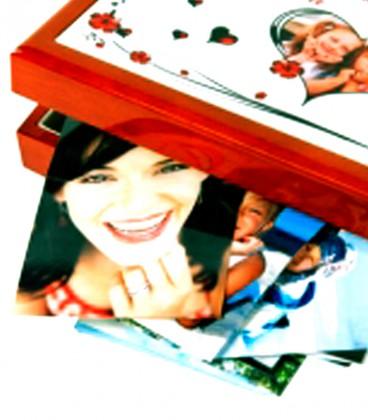 Numérisation de photos sur CD ou DVD