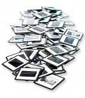 Numérisation de diapositives sur CD ou DVD