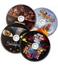 duplication CD transfert thermique
