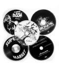 duplication CD noir et blanc