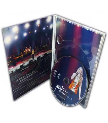 Digipack fin 2 volets carton + gravure DVD