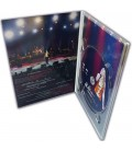 Digipack 2 volets carton fin + duplication DVD
