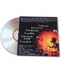 Pochette cd carton dos