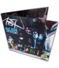 Livret et jaquette format CD livret 4 pages